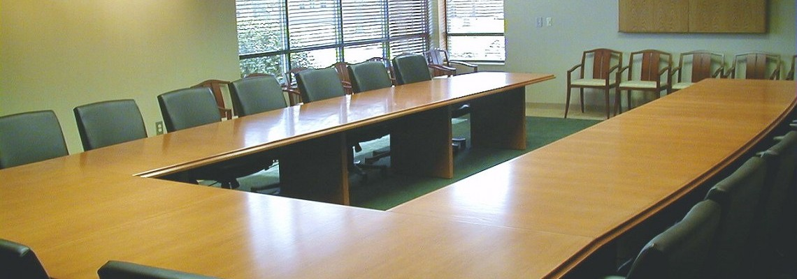Lanier Technical CollegeOakwood GA Jeannetta Design Associates - U shaped conference table designs